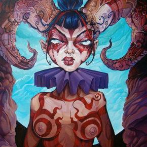 __Queen_Of_The_Deep___by_davidmacdowell