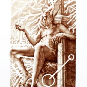 Throne_of_Stone-41x51_2008_Castiglia