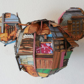 Mickey Slum Sphere by Jeff Gillette