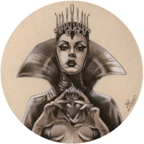 The Queen by Zoe Lacchei