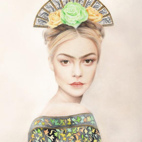 Timeless Frida by Bec Winnel
