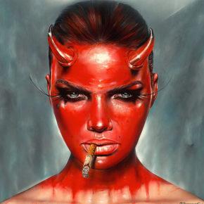 Devil Made Me Do It by Brian Viveros