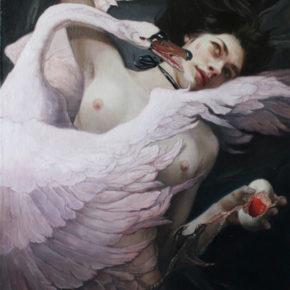 Leda by Gail Potocki